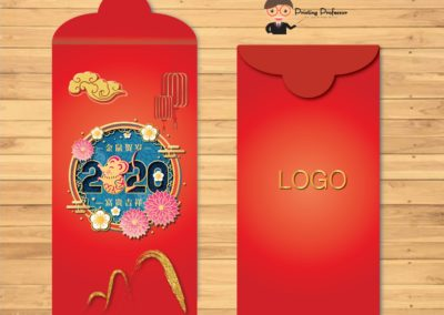 Red packet 2020 year